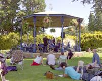 Bicester-bandstand